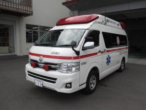 高規格救急車・日田玖珠救急2