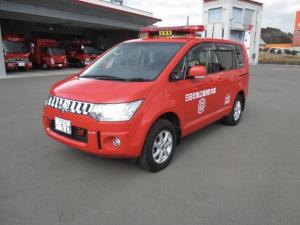 指揮車・日田指揮車1